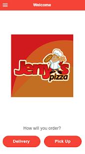 Jeny's Pizza - náhled