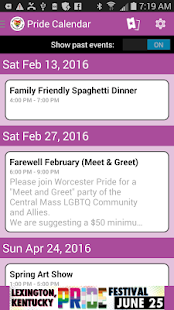 Worcester Pride- screenshot thumbnail