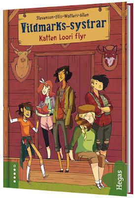 Vildmarks-systrar: <br>Katten Loori flyr