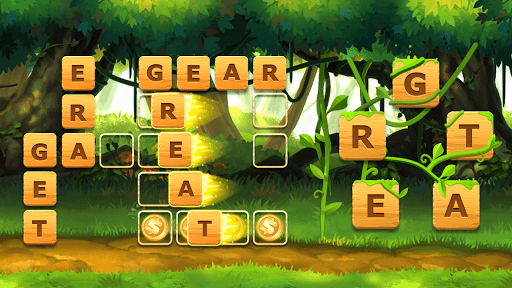 Word Crossword Puzzle 3.6 screenshots 2