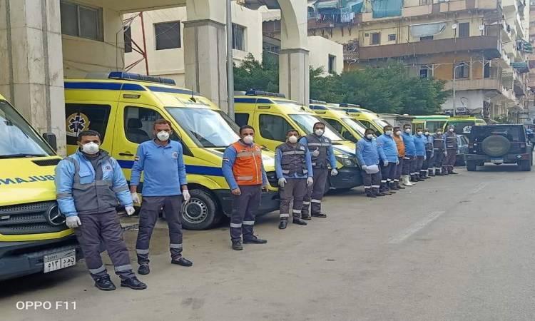 وزيرة الصحة : توزيع 1411 سيارة إسعاف مجهزة على مقار لجان انتخابات النواب    مبتدا