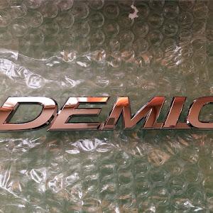 デミオ DJ5FS XD Noble Crimson 2WD 2018のカスタム事例画像 フモブレさんの2018年08月09日09:27の投稿