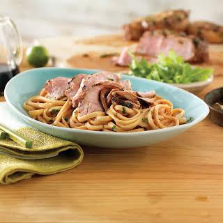 Thai Pork Noodle Bowl.