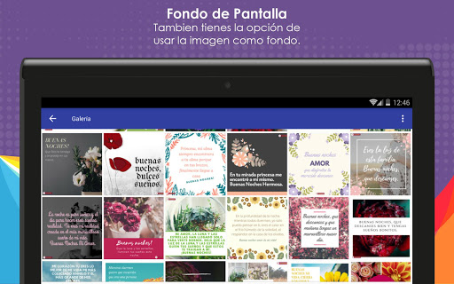 Muy Buenas Noches con Flores 1.0 screenshots 13