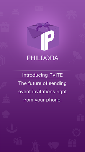 PVITE-Event Invitations RSVP