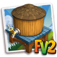 Cheat code for level 2 farmville 2 water tower