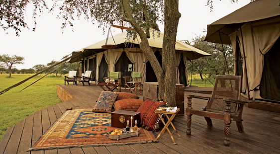 Tented Camp - náhled