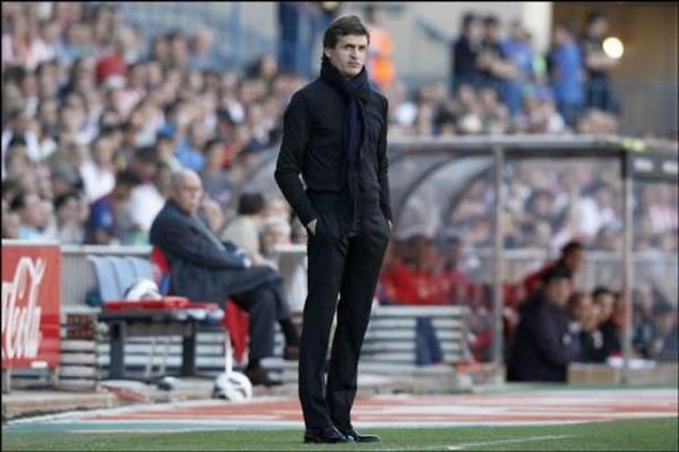 """Guardiola en Puyol in rouw: """"Vilanova was een groot mens"""""""