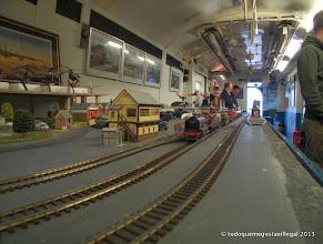 Photo: linha central da ferroviaria