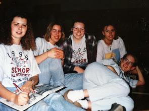 Photo: 1995 Senior All-Night party