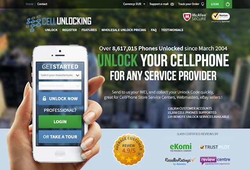 Phone Unlock - Network Unlock  screenshots 9