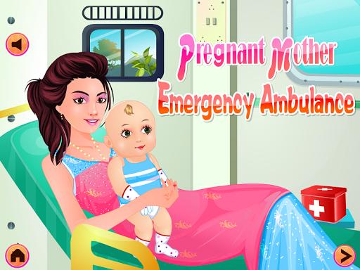 孕媽媽的醫生遊戲