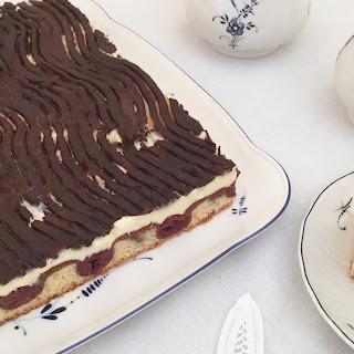 Danube Wave Cake.