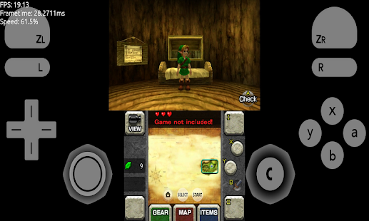 Citra Emulator - 3DS Emulator [BETA] Screenshot