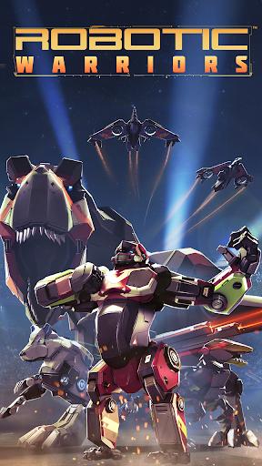 Robotic Warriors screenshot 13