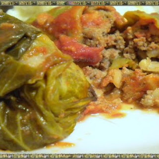Trisha Yearwood's Mil's Cabbage Rolls.