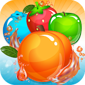 Fruit Splash : Fruit Mania Match 3 Puzzle Game