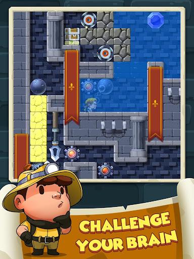 Diamond Quest: Don't Rush! screenshots 15