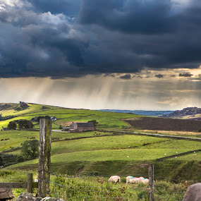 by Andrew Richards - Landscapes Weather