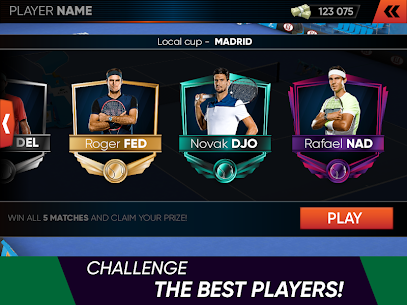 Tennis World Open 2020: Free Ultimate Sports Games App Download For Android and iPhone 5