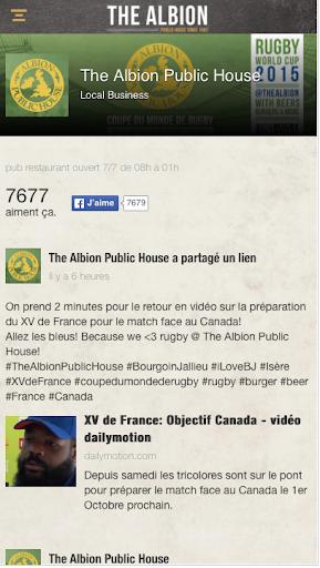 The Albion Public House
