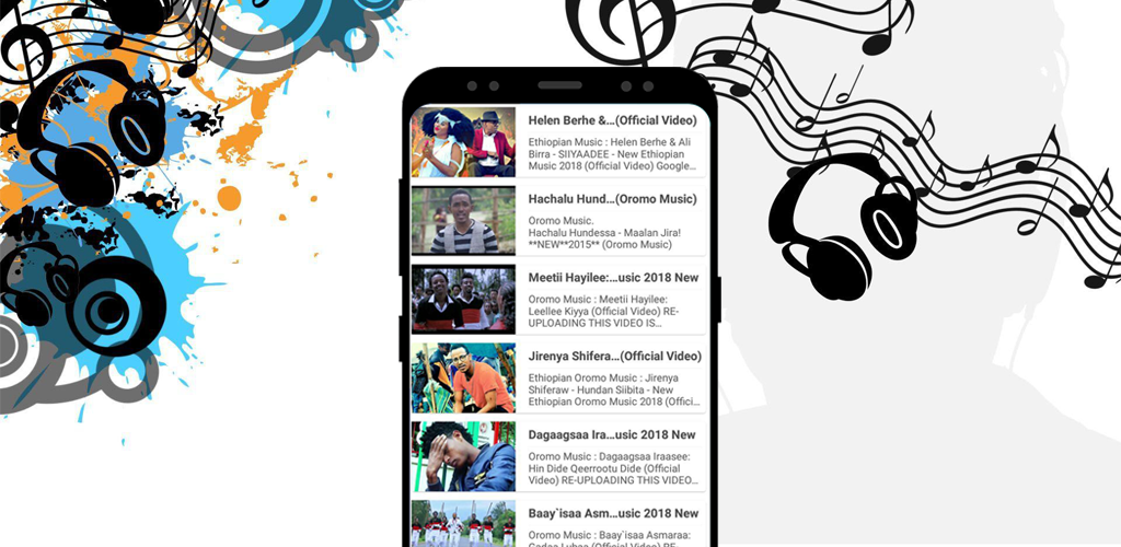 Download Oromo Music Video APK latest version app for android devices