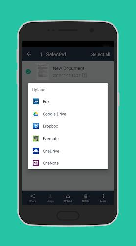Simple Scan - PDF Scanner App Android App Screenshot