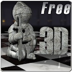 Ancient Chess 3D Free Icon
