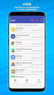 App Notification blocker & history (pro) APK for Windows Phone