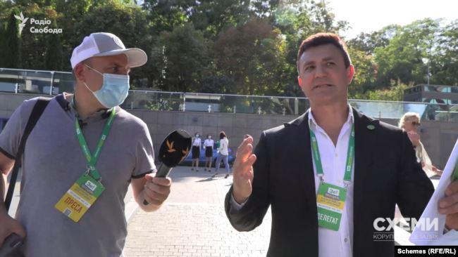 Депутат Тищенко вважає, що позбутися від кумівства в політиці в Україні – неможливо