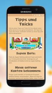 Guide, Tipps und Tricks für Coin Master Screenshot