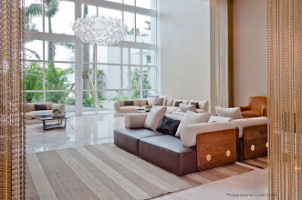 Photo: A perfect blend of refined city apartment & casual beach home, life at Paramount Bay is comfortable luxury.