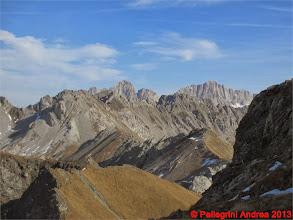 Photo: IMG_4400 Gran Vernel e Marmolada dalla Cresta dei Monzoni