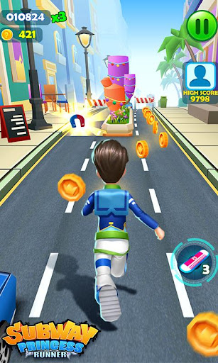 Subway Princess Runner 1.7.7 androidappsheaven.com 2