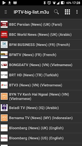 IPTV 1.0.3 screenshots 2