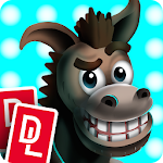 Donkey League Poker Icon