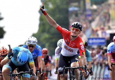 André Greipel wint ook tweede etappe in Baloise Belgium Tour