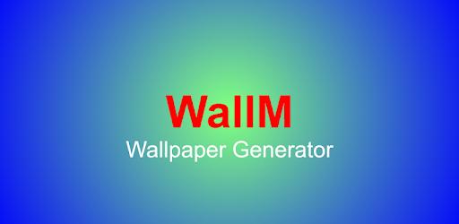 Wallm Wallpaper Generator Apps On Google Play