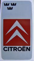 Skattemärke Citroën