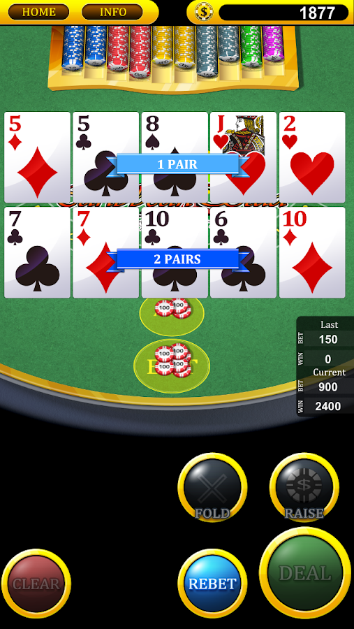stud poker casino game