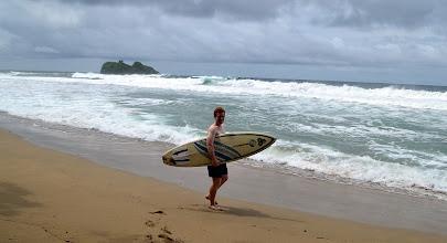 Photo: Machen wir mal einen auf Surfer ;)