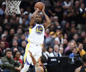 NBA: un cadre des Warriors forfait pour le deuxième match
