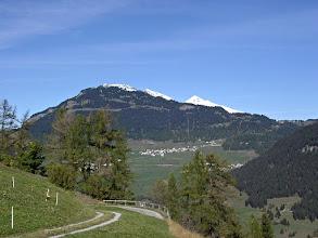 Photo: Stierva - Wanderweg ins TAl
