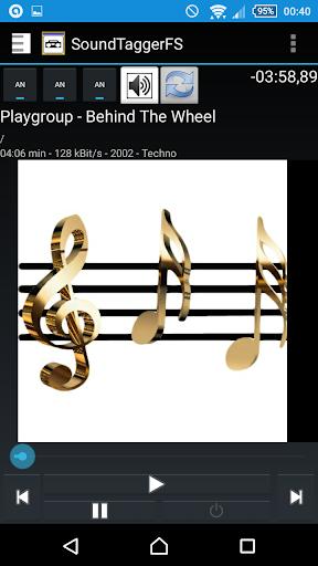 SoundTaggerFS Fernsteuerung