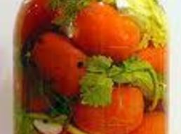 Russian Pickled Tomatoes Recipe