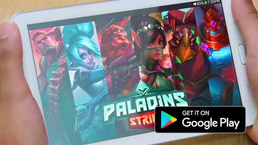 Paladins Strike new tips for PC