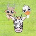 Fun Animal Farm - Games for Kids icon
