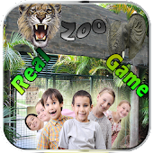 Real Zoo Trip Game