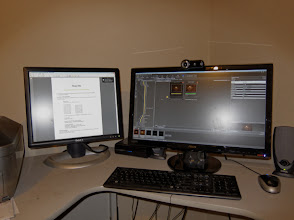 Photo: Day 29-Two Monitors Are Better Than One