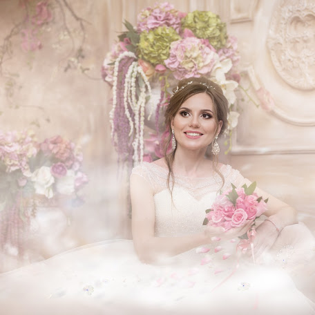 Fotógrafo de bodas Aleksandra Nenasheva (studioDARYA). Foto del 13.01.2018